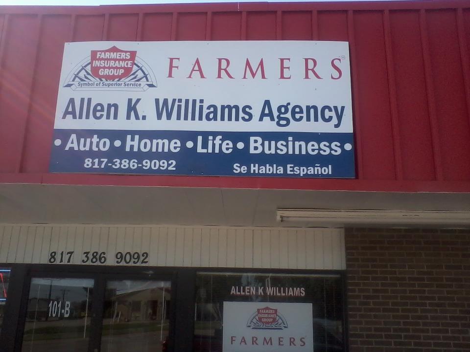 Allen K Williams Agency - Farmers Insurance