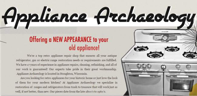 Appliance Archaeology LLC