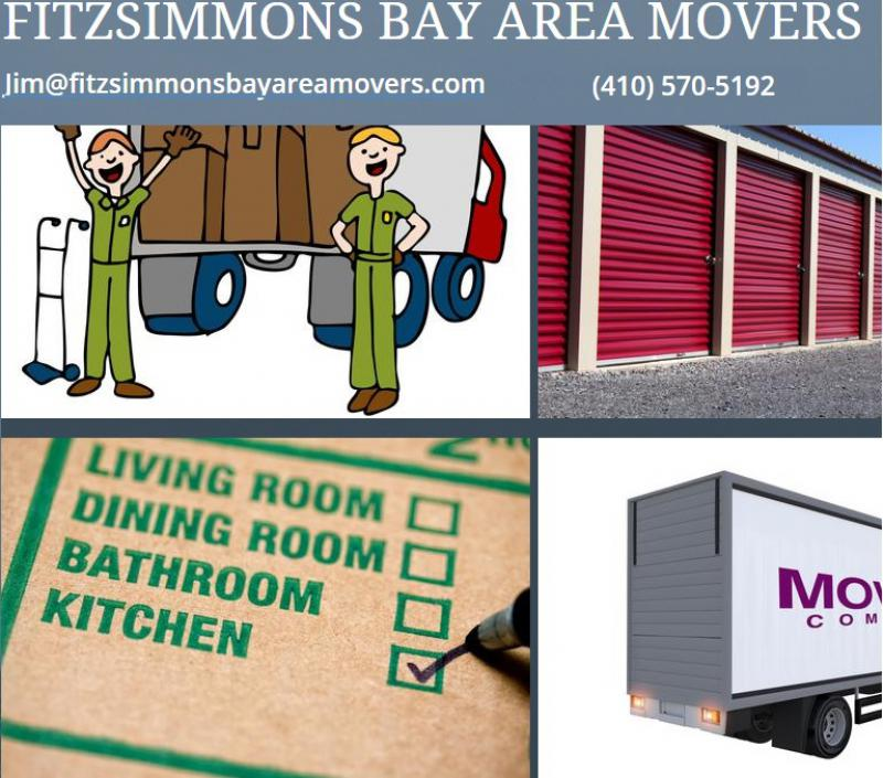 Fitzsimmons Bay Area Movers