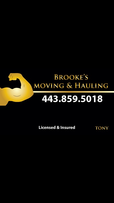 Brookes Moving and Hauling LLC