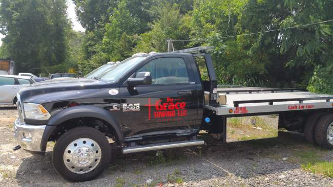 By Grace Towing & Transportation Repair LLc
