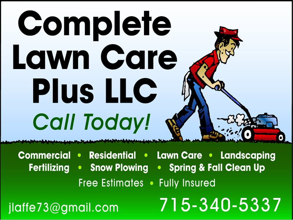 Complete Lawn Care Plus LLC