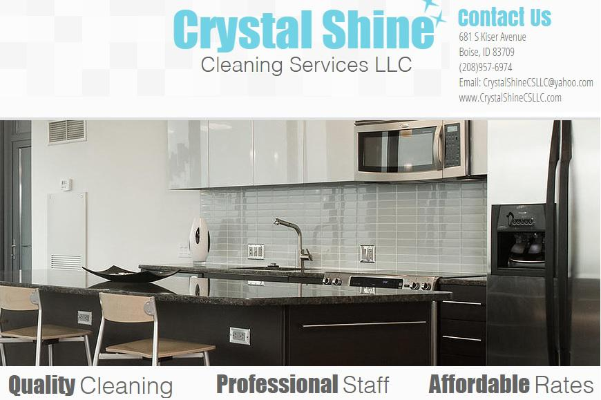 Crystal Shine Cleaning Services LLC