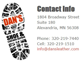 Dans Shoe and Leather Repair