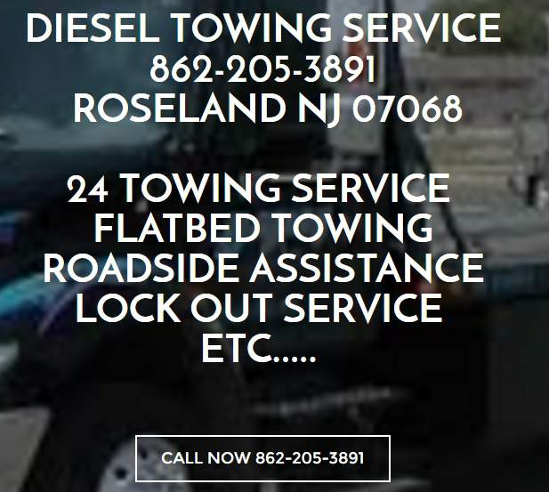 Diesel Towing Services
