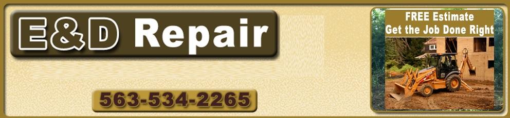 E & D Repair LLC