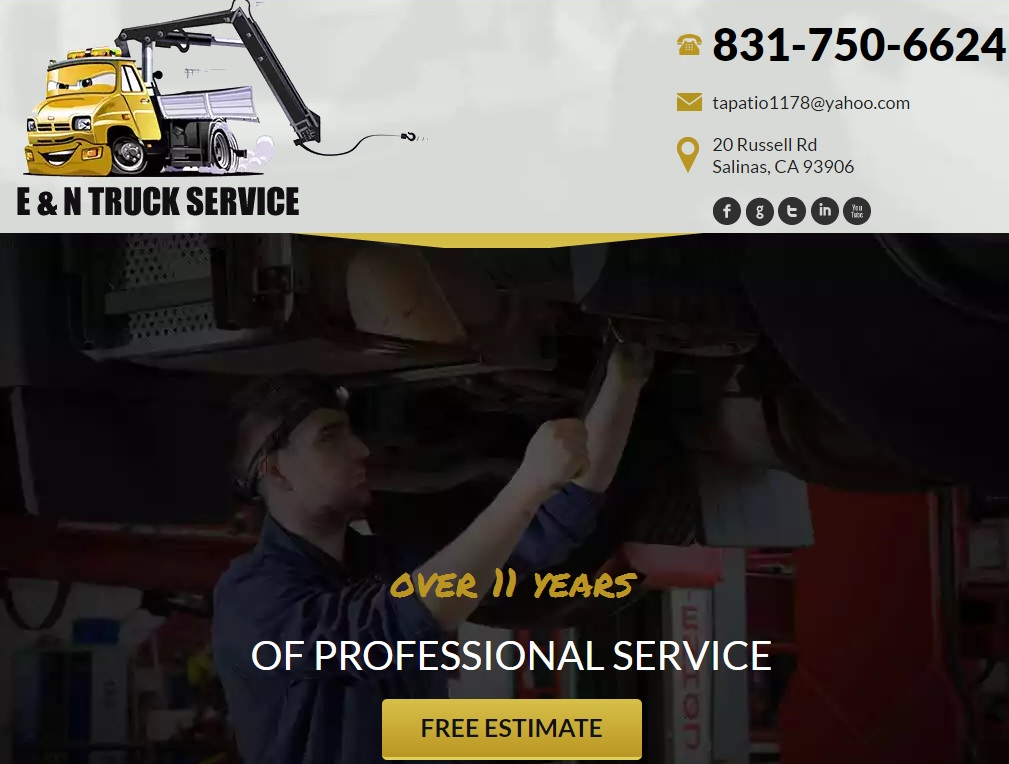 E&N Truck Service
