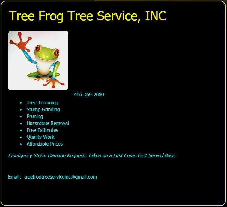 Tree Frog Tree Service