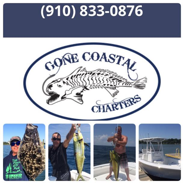 Gone Coastal Charters