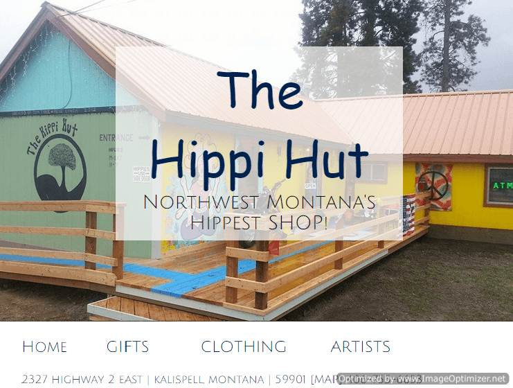 THE HIPPI HUT