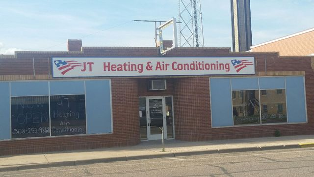JT Heating & Air Conditioning