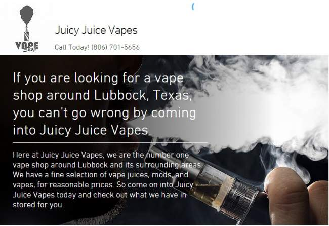 Juicy Juice Vapes