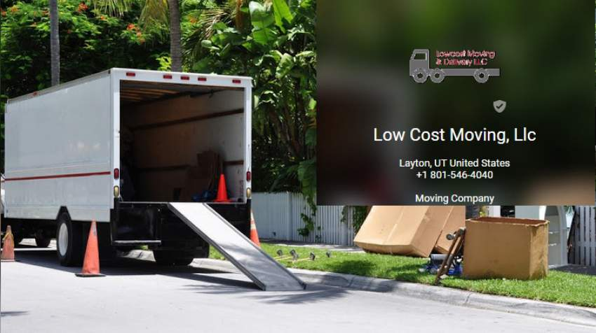 Low Cost Moving llc