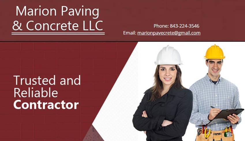Marion Paving & Concrete LLC