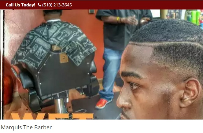 Marquis The Barber