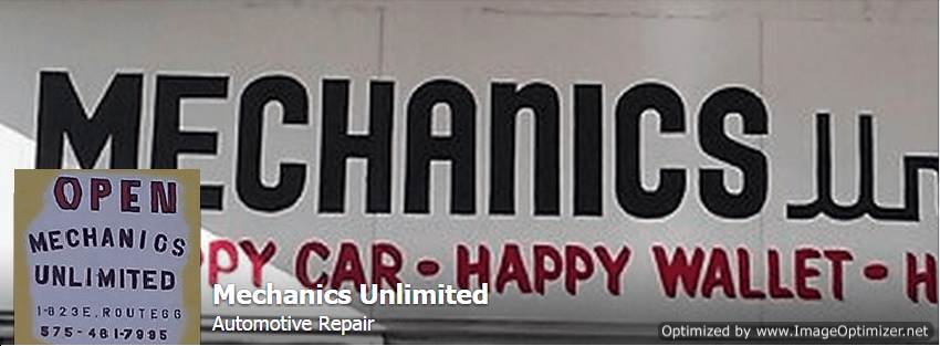 Mechanics Unlimited