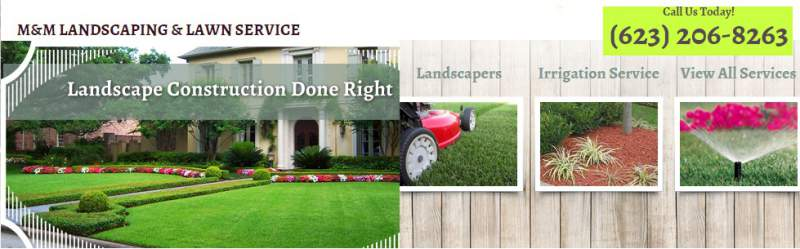 M&M Landscaping & Lawn Service