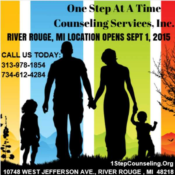 One Step at a Time Counseling service Inc by Yolanda Tolbert
