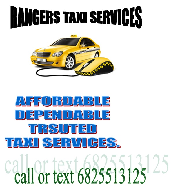 Rangers Taxi Service