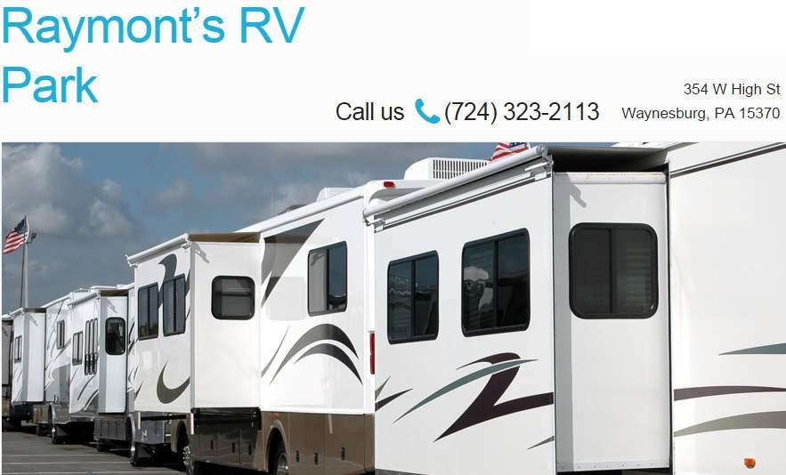 Raymont RV Park