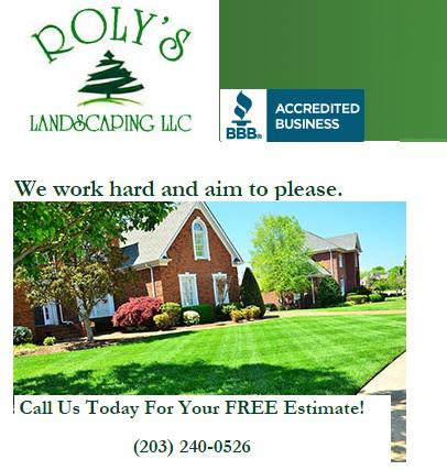 Roly's Landscaping LLC