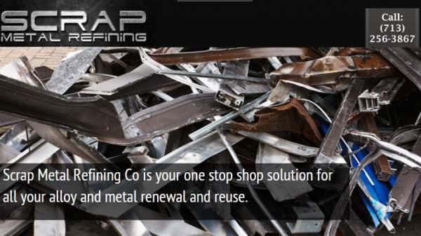 Scrap Metal Refining