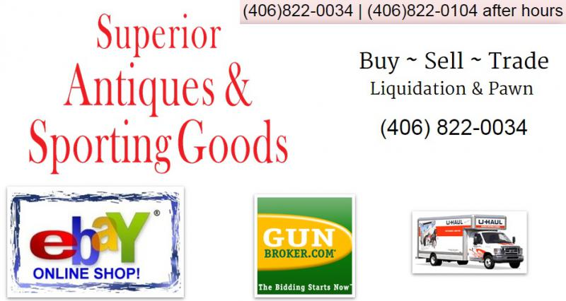 Superior Antiques & Sporting Goods