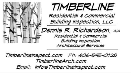 Timberline Residential and Commercial Building Inspection